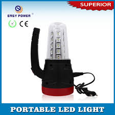 easy power emergency light china led emergency battery flashlight suppliers and manufacturers