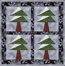a little bit shorter tall tree foundation paper piecing patterns