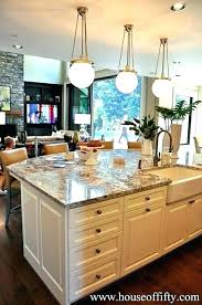 Prep Sinks For Kitchen Islands Kitchen Island With Sink Or Kitchen Island Sink 93 Kitchen Island