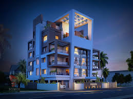 Ultra Modern Apartment Architectural Apartment Rendering 3d Apartment Design 3d Power