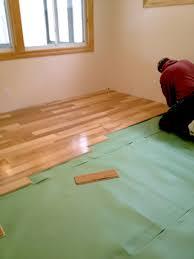 when laminate flooring makes a wood floor alternative
