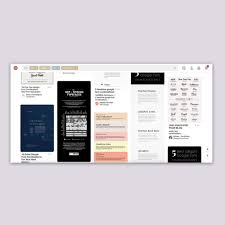 creating a style board to enhance your course experience