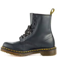 waterproof motorcycle shoes 1460 w navy smooth dr martens 129 99 free shipping