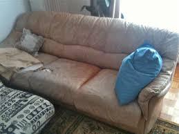 comment refaire un canapé en tissu relooking pour canapé le de mimi la bidouille