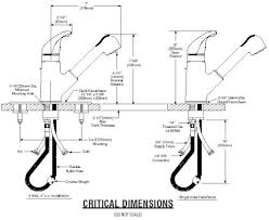 repairing kitchen faucet moen 7400 kitchen faucet repair diagram hum home review