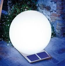 solar globe lights garden garden solar lighting ideas and tips