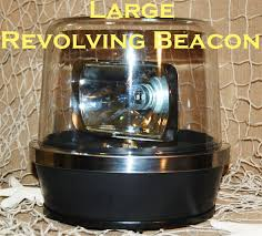 solar lighthouse light kit lawn lighthouse revolving beacons the lighthouse man