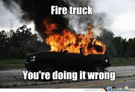 Harry Potter Firetruck Meme - oh fire truck by recyclebin meme center