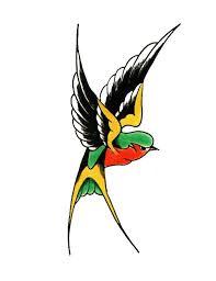 bird tattoo 6 free design ideas