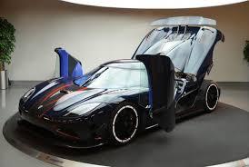blue koenigsegg agera r koenigsegg agera r blt a custom order blue carbon edition