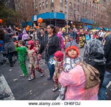 families celebrate in the 24th annual jackson heights