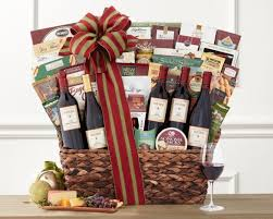 houdini gift baskets houdini napa valley collection gift basket at wine country gift