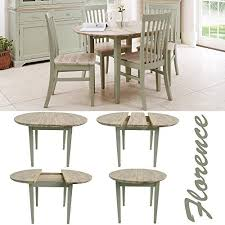 Round Kitchen Table Amazoncouk - Kitchen table round