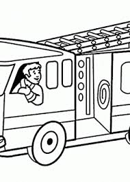 fire truck coloring pages kids big collection coloring pages