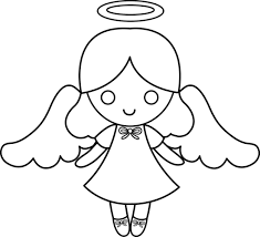 little angel clipart 57
