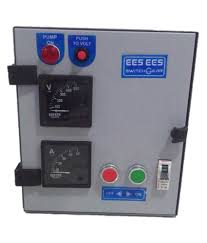 Single Phase Water Pump Motor Price Buy Eesees Single Phase Control Panel For Submersible Pump 2hp