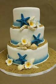 72 best cakes beach theme images on pinterest biscuits cake