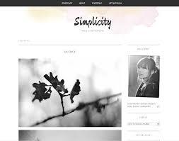 138 best free blog template images on pinterest blogger