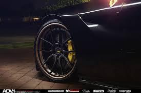 Ferrari F12 Matte Black - black ferrari f12 berlinetta adorned with adv 1 wheels is a