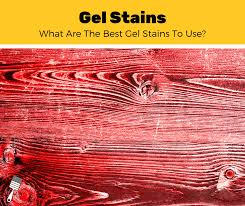 what is the best gel stain for kitchen cabinets top 5 best gel stains for wood and fiberglass 2021 review