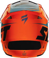 orange motocross helmet 139 95 shift racing assault race helmet 222993