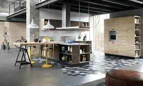 cuisine bois et metal cuisine bois et cuisine loft cuisine bois metal