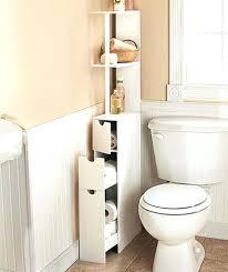 Corner Bathroom Storage Cabinet Corner Bathroom Storage Cabinet Alanwatts Info