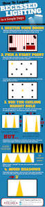 here u0027s how to map out your recessed lights an infographic