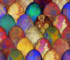 decorative eggs decorative eggs after faberge for by su g fabric su g