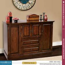 Bar Hutch Cherry Wine And Bar Console 695080 Howard Miller Bar Console Devino