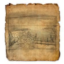 Eso Skyshard Map Auridon Ce Treasure Map Elder Scrolls Online Wiki