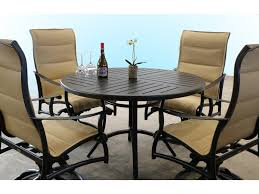 Dining Room Table Kits Mallin Casual Dining Set Seville Sling Style