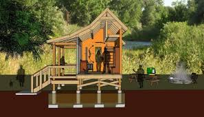 cabin plans with porch stunning cabin design using exterior front stairs and