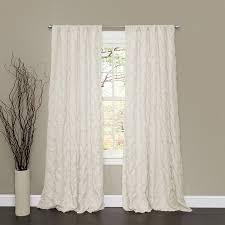 Overstock Curtains Amazon Com Lush Decor Lake Como Window Curtain Panel 84 By 50