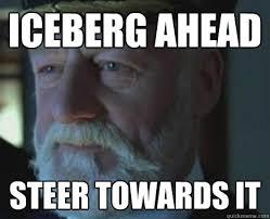 Titanic Funny Memes - titanic captain memes quickmeme