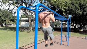44 random places to do pull ups inverted rows and dip variations