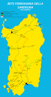 Train Map Italy by Most Beautiful Places To Visit In Sardinia Visititaly Info