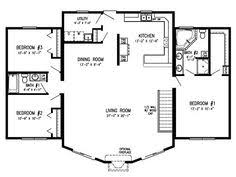 open concept floor plan 40x40 barndominium floor plans search rv garage