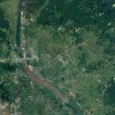 map of suva city map of suva fiji nations project