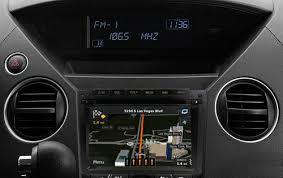 honda pilot audio system navigation systems