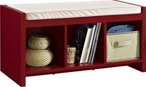Bench With Storage Baskets by Dorel Ella Entryway Storage Bench With Cushion Walmart Canada