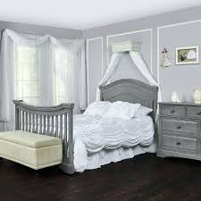 convertible crib to full bed universal full size bed rails for
