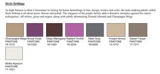 home design color trends 2015 pantone announces home and interior design color trends for 2015