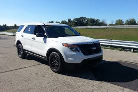 Ford Explorer Black Rims - ford boasts about its police interceptors beating dodge chevy in