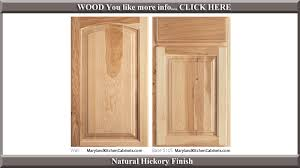 Kitchen Cabinet Door Finishes 511 Hickory Cabinet Door Styles And Finishes Maryland