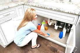 under sink rubber mat kitchen liner under kitchen sink cabinet liner kitchen liners for