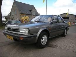 nissan bluebird 1990 nissan bluebird 1 6 lx kat sterke en onverwoestbare auto 1990