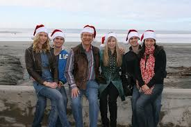 family christmas celebrations through epiphany