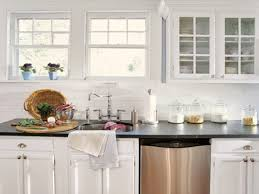Neutral Kitchen Backsplash Ideas Kitchen Decorate Your Lovely Kitchen Decor With Cool Cabinets To