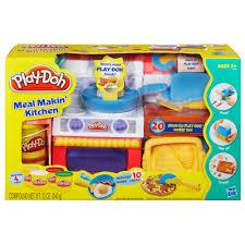 Toy Kitchen Set Food Play Doh Meal Makin U0027 Kitchen